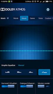 Dolby Atmos Redmi Note 2 MOD Suara Mantap
