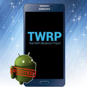 Cara Root dan Pasang Twrp Samsung Galaxy A500F Lollipop 5.0.2