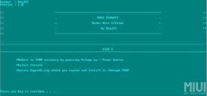 Cara Pasang TWRP Dan Root Redmi Note 2 Mudah Sekali Semua Rom FULL PIC