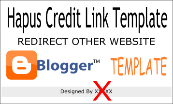 Cara Menghapus Footer Link Credit Tanpa Redirect Website Lain