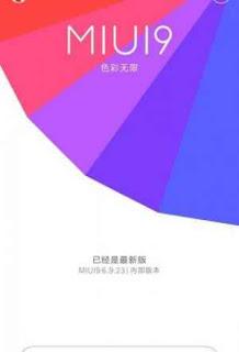 Screenshot MIUI 9 Beta Sudah BOCOR!!! Dengan Android Nougat
