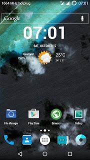 Custom Rom MysticOS v5 Marshmallow 6.0 UI Untuk IMO Clarity