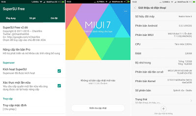 Custom Rom Redmi Note 3 (MTK) [ROM] [5.1.1][UNOFFICIAL] Part 2