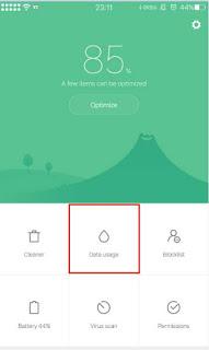 Tips Menghemat Kuota Data Xiaomi ( Semua Tipe Xiaomi )