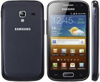 Cara Flash Samsung Galaxy Ace 2 GT-I8160 Dengan Odin3