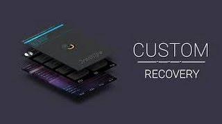 Cara Pasang Custom Recovery IMO Clarity