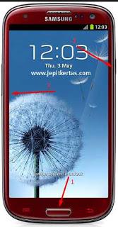 Cara Flash Samsung Galaxy S III GT-I9300