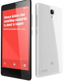 Cara Flash Stock Rom Redmi Note 3G ( Redmi Note Pertama )