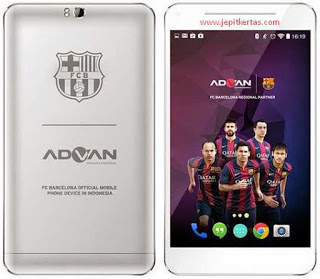 Cara Flash Advan Barca 5 S5Q Dengan Flashtool