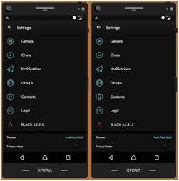BBM MOD Terbaru 2017 v3.2.5.12 Apk