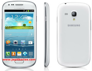 Cara Flash Samsung Galaxy S3 Mini GT-I8190 Dengan Odin