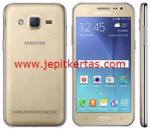 Cara Root Samsung Galaxy J2 SM-J200