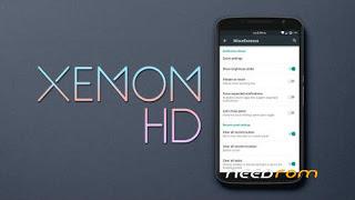 Custom Rom XenonHD untuk Redmi Note 3 Pro