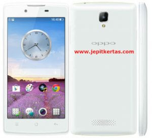 Cara Flash Oppo R831K via Recovery