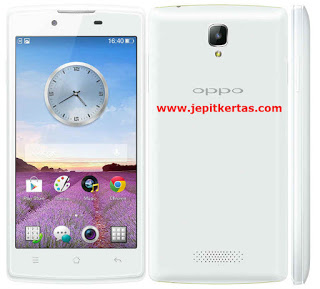 Cara Flash Oppo R831K Via Flash Tool