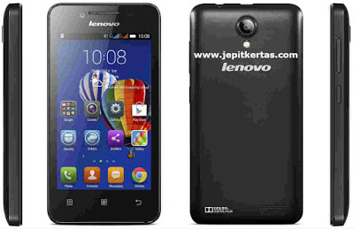 Flash Stock Rom Lenovo A319 Bootloop