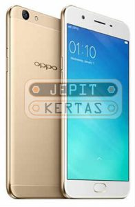 Cara Flash Oppo F1s Tanpa PC via SdCard