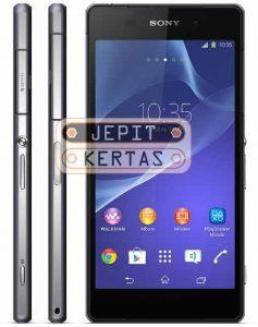 Cara Flash Sony Xperia Z2 D6503 via Flashtool