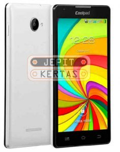 Cara Flash Coolpad 7270 via SP FlashTool