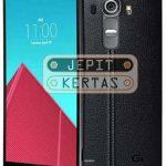 Cara Flash LG G4 LGH818P via Flashtool