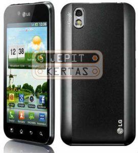 Cara Flash LG Optimus Black LGP970 via Flashtool
