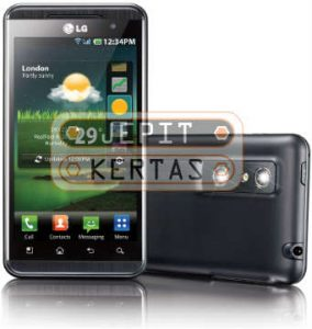 Cara Flash LG Optimus 3D LGP920 via Flashtool