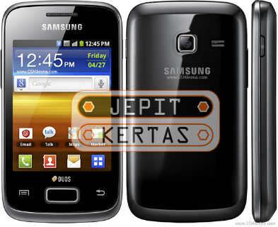 Cara Hard Reset Samsung Young Duos S6102