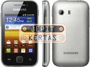 Cara Hard Reset Samsung Young GT-S5630