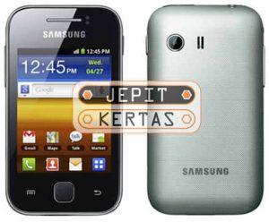 Cara Root Samsung Galaxy Y GT-S5360