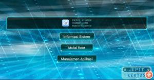 Cara Root Android dengan Key Root Master