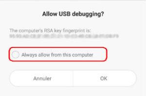 Cara Root Xiaomi Mi 4i Miui 7.3.1.0 mode Fastboot