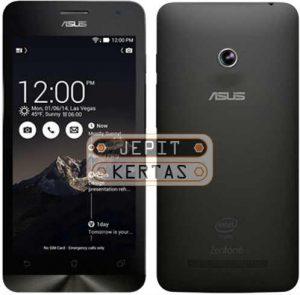 Cara Flash Asus Zenfone 4 T001 Tanpa PC
