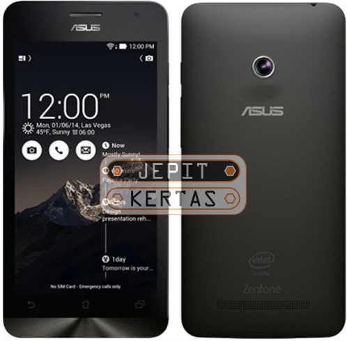 Cara Flash Asus Zenfone 4 T001 Tanpa PC (100% Work) - DroidVe