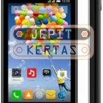 Cara Flash Evercoss Jump A74C dengan Upgrade Download