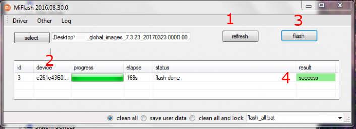 Cara Flash Redmi Note 4 Mediatek Via Fastboot Droidve