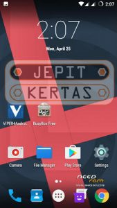 CM 13 Custom Rom Redmi Note 3G