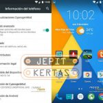 Real Android 511 Custom Rom Redmi Note 3G