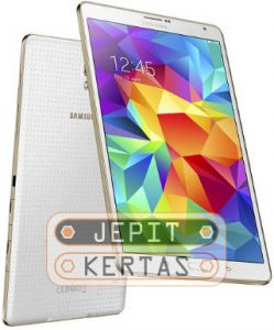 Cara Rooting Samsung Galaxy TAB S SM T805S Tanpa PC