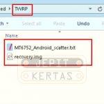 Folder TWRP P70