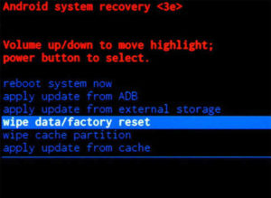Cara Flash Lenovo TAB YT3 850M Tanpa PC via Recovery
