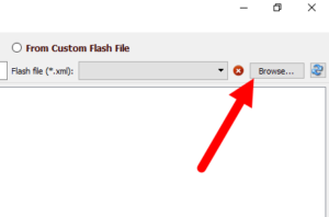 Cara Flash Android Chipset Intel via Intel Phone Flash Tool