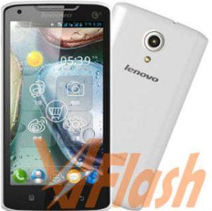 Cara Flash Lenovo S868T via SML Flashtool