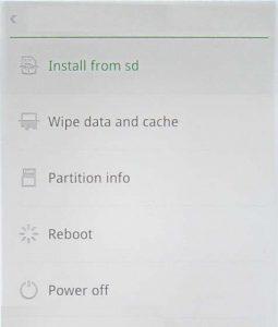 Tutorial Mudah Cara Flash Oppo A59M Tanpa PC via Recovery