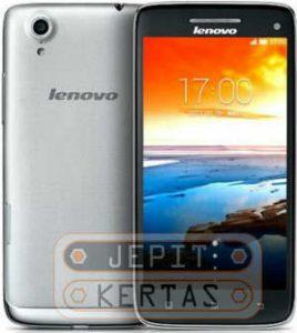 Cara Flash Lenovo S968T TANPA PC via Recovery