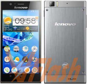 Cara Flashing Lenovo K900 via Manufacturing Flash Tool
