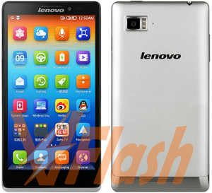 Cara Flashing Lenovo Vibe Z K910 TANPA PC via Recovery