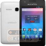 Cara Install TWRP Alcatel OneTouch S Pop 4030X TANPA PC