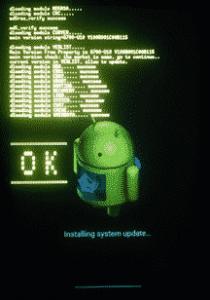 Cara Flashing Android Huawei Tanpa PC via QLoad Folder