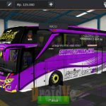 Bus JB3 SHD Mercy O500RS Facelift V1