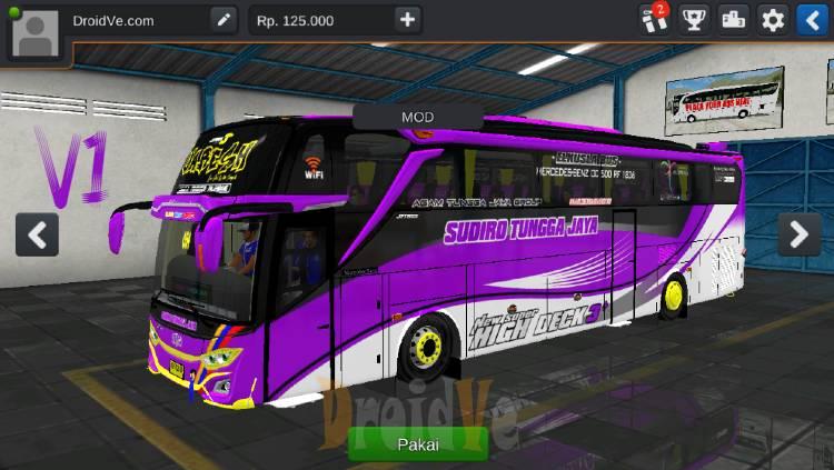 Bus JB3 SHD Mercy O500RSFacelift V1